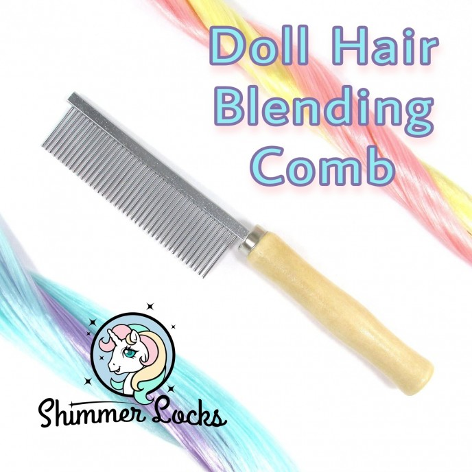 Blending and Styling Comb